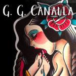 GG CANALLA Image logo artiste