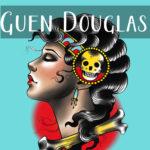 Guen Douglas Image logo artiste