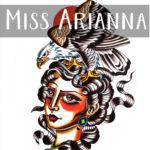 Miss Arianna Image logo artiste