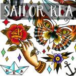 Sailor Kea Image logo artiste