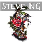Steve NG Image logo artiste