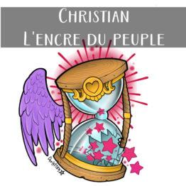 Christian L'encre du peuple